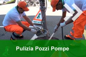 Pulizia Pozzi Pompe