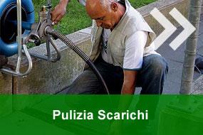 Pulizia Scarichi